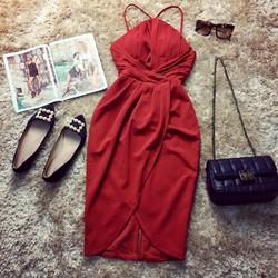 Đầm dạ hội cao cấp chuẩn hot girl