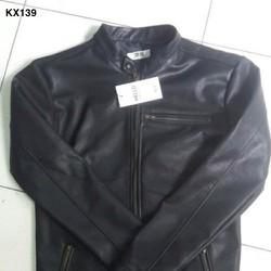 Áo khoác da tổng hợp KX139