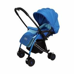 Babybum - Xe đẩy 2 chiều siêu nhẹ Harrods - Xanh dương