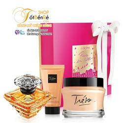 Gift Set nước hoa Lancome Tresor 3pcs