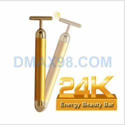 Máy massage Energy Beauty Bar Gold 24k