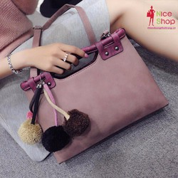 Túi xách tay nữ Hàn Quốc thời trang thu đông