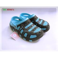 Giày nhựa Thái lan Kuragang nữ KR9873 - Màu Xanh Ngọc