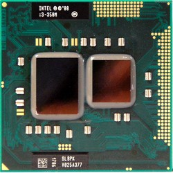 CPU i3 350M 2.26ghz 3M cache bus 1067 cho laptop