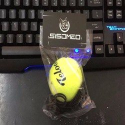 Bóng tennis tâp phản xạ