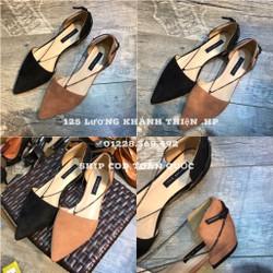 Giày nữ iStyle hàng qc chất lượng hình thật