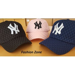 nón kết lưỡi nón lưỡi trai nón thể thao nón che nắng chữ NY