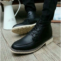 Giày boot nam mẫu mới