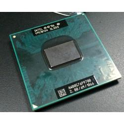 CPU core 2 duo p9700 2.8ghz 6M cache bus 1067 cho laptopp
