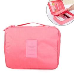 Túi đựng đồ nhiều ngăn chống thấm tiện ích du lịch hồng