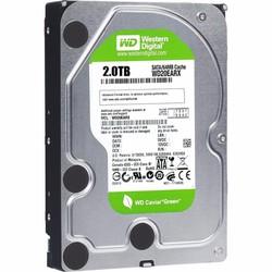 Ổ cứng Western Digital 2TB - Bảo hành 03 năm