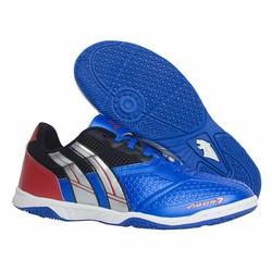 Giày đá banh futsal Pan Vigor 7 xanh – P1V1