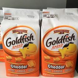 Bánh Goldfish Vị Phô Mai Cheddar