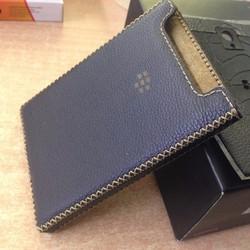 bao da blackberry pasport tặng thẻ giảm giá
