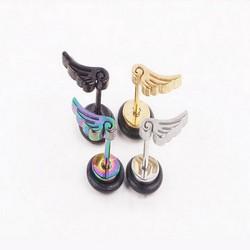 Bông tai cánh thiên thần BT147 cung cấp bởi WINWINSHOP88