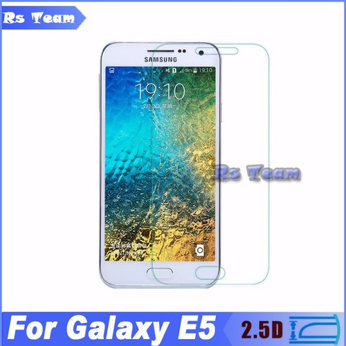 Samsung-E5 2015 - Kính dán cường lực bảo vệ màn hình độ cứng 9H