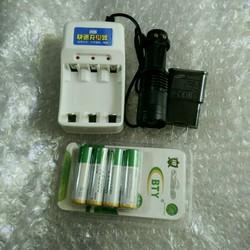 NSV Bộ đèn pin siêu sáng cree Q5 mã sk68