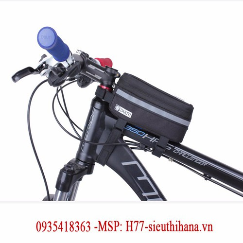 Túi treo sườn xe đạp hỗ trợ cảm ứng HÀNG NHẬP LOẠI 1 MSPH77