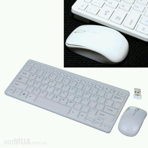 Combo Bàn phím và chuột Apple mini