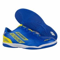 Giày đá banh futsal Pan Step III xanh vàng – P1S3