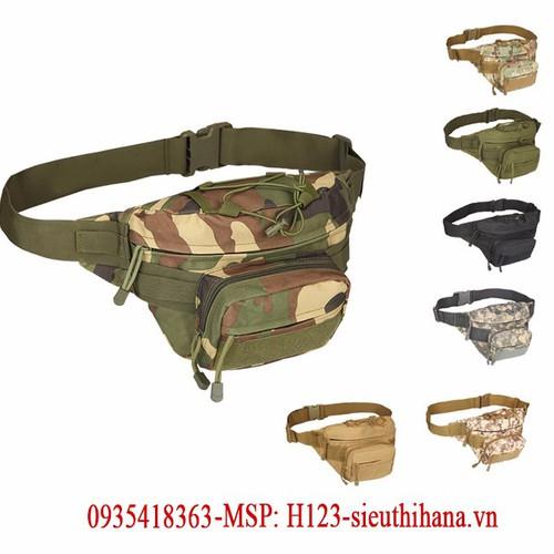 Túi đeo bụng TÚI ĐEO CHÉO nam Chống Nước cao cấp MSP-H123