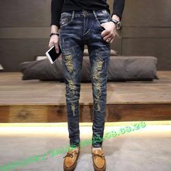 Quần Jeans Nam thời trang hàn quốc cao cấp QJN1988