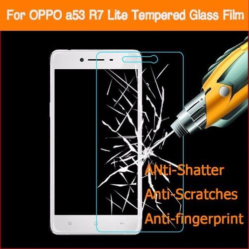 Oppo-R7 R7 Lite - Kính dán cường lực bảo vệ màn hình độ cứng 9H