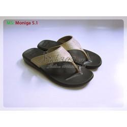 DÉP QUAI KẸP MONOBO THÁI LAN - MONIGA 5.1 - Màu Vàng