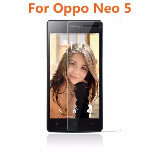 Oppo-Neo 5 - Kính dán cường lực bảo vệ màn hình độ cứng 9H