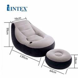 Ghế hơi INTEX kèm bơm điện