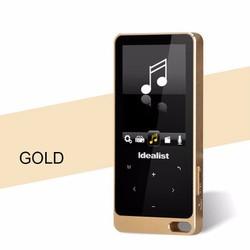 máy nghe nhạc lossless cao cấp chính hãng Idealist S243-vàng champange