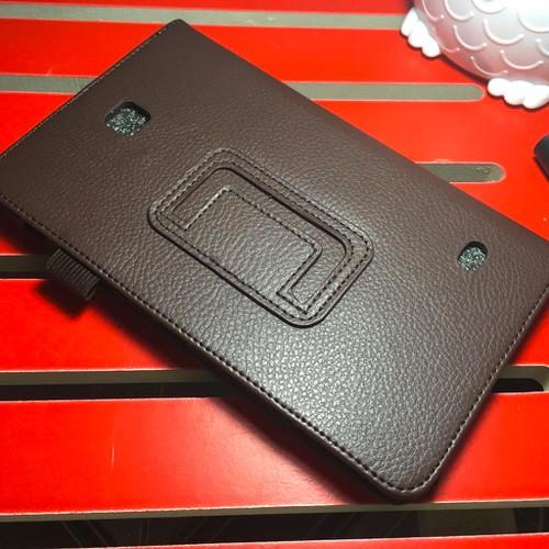 Galaxy-Tab S T800 10.5-Bao da PU có khoá từ cho máy tính bảng