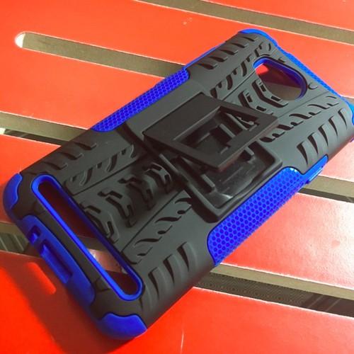 Huawei-Y3ii - Ốp lưng hybrid chống sốc có chân xếp cho điện thoại