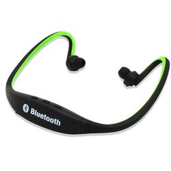 Tai nghe Bluetooth thể thao S9 - Đen phối xanh lá