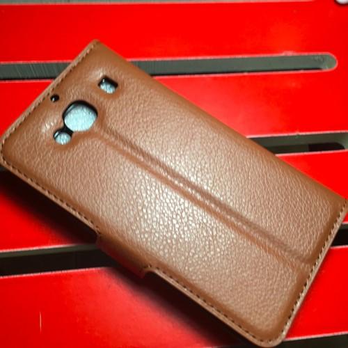 Xiaomi-Redmi 2 - Bao da PU có khe để thẻ cho điện thoại di động
