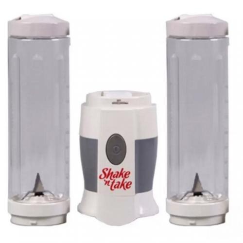 Máy xay sinh tố cầm tay Shake Take 2 cốc - 4105325 , 4474890 , 15_4474890 , 349000 , May-xay-sinh-to-cam-tay-Shake-Take-2-coc-15_4474890 , sendo.vn , Máy xay sinh tố cầm tay Shake Take 2 cốc