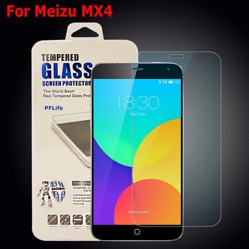 Meizu-MX 4 - Kính dán cường lực bảo vệ màn hình độ cứng 9H