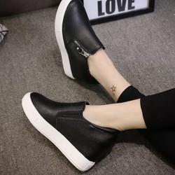 giày slip on nu