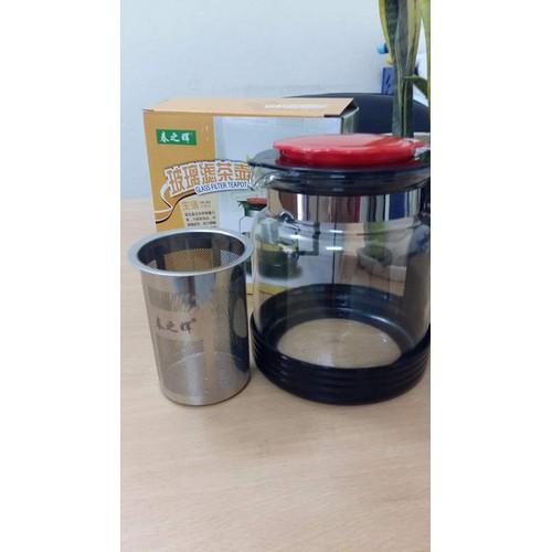 Bình pha trà và cà phê có lưới lọc 750ml - 4353639 , 10561873 , 15_10561873 , 99000 , Binh-pha-tra-va-ca-phe-co-luoi-loc-750ml-15_10561873 , sendo.vn , Bình pha trà và cà phê có lưới lọc 750ml