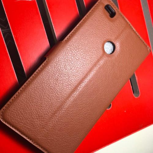 Xiaomi-Mi Max - Bao da PU có khe để thẻ cho điện thoại di động