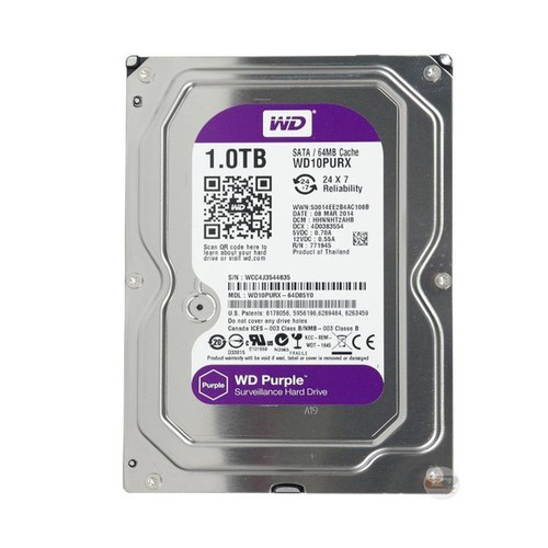 Ổ cứng PC Western Purple 1Tb
