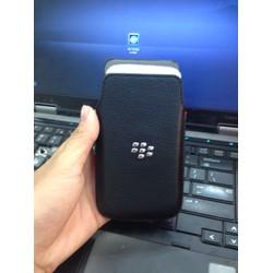 Bao da blackberry z10 hộp rút tặng thẻ giảm giá