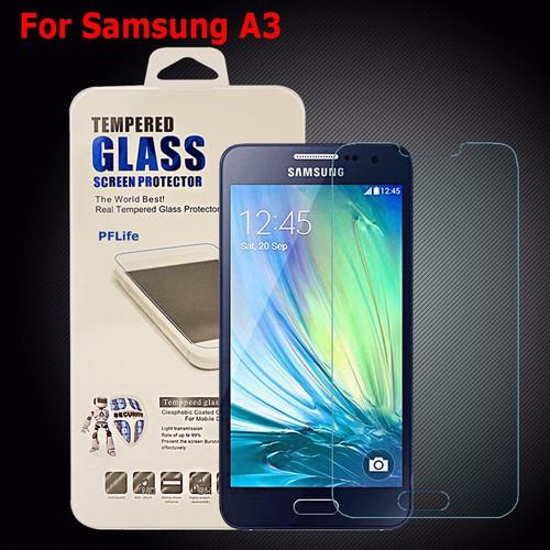 Samsung-Galaxy-A3 - Kính dán cường lực bảo vệ màn hình độ cứng 9H