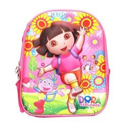 Balo mẫu giáo hình 3D nổi Dora