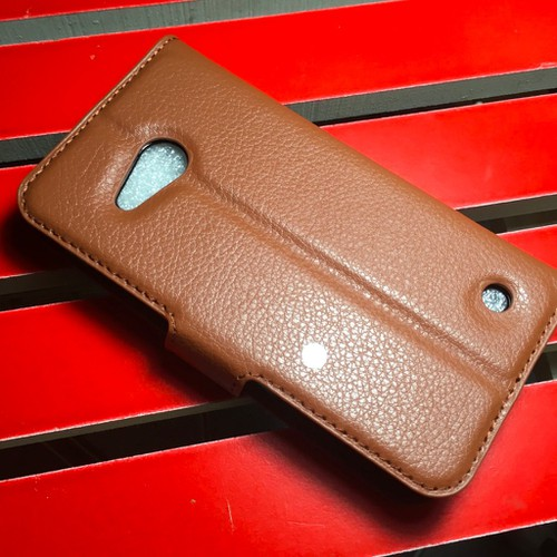Nokia-Lumia 550 - Bao da PU có khe để thẻ cho điện thoại di động