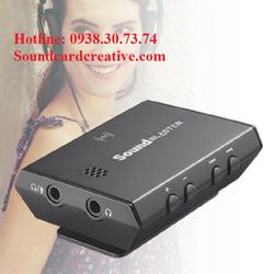 Sound card Creative Sound Blaster E3