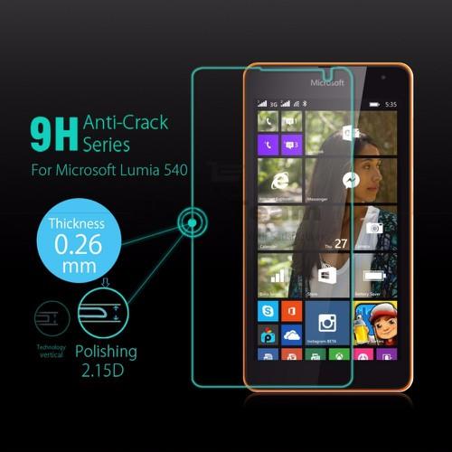 Nokia-Lumia 540 - Kính dán cường lực bảo vệ màn hình độ cứng 9H