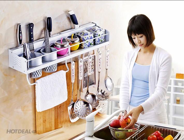Kệ treo đồ nhà bếp 3