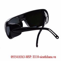 Kính hàn xì bảo vệ mắt khi lao động H110