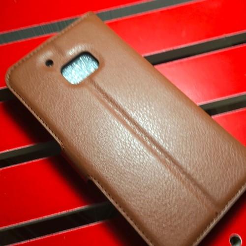 HTC-10 - Bao da PU có khe để thẻ cho điện thoại di động